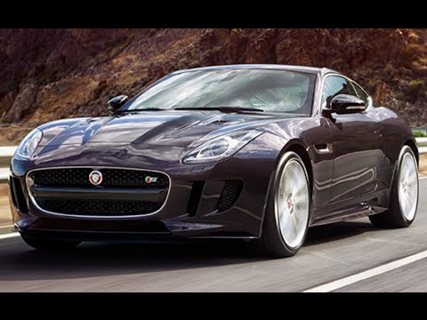 2016 Jaguar F Type R ALL WHEEL DRIVE Review FIRST Commercial CARJAM TV 4K  2015