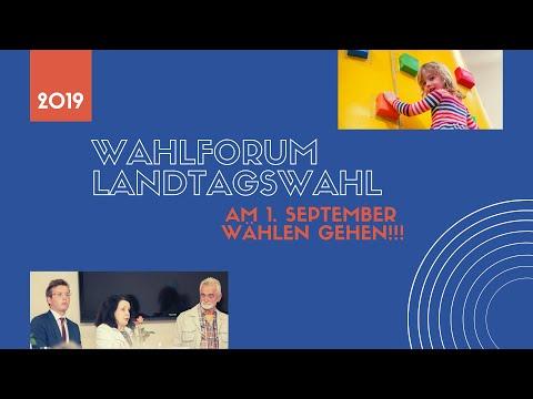 Wahlforum Landtagswahl 1.09.2019 ❤️Kandidaten WK Vogtland 3, Auerbach, Treuen, Falkenstein, Ellefeld