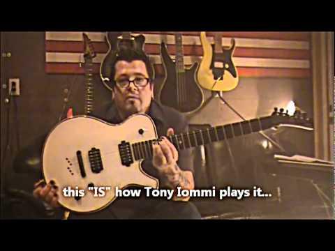 Vote No on : How to Play Iron Man Black Sabbath on Guitar