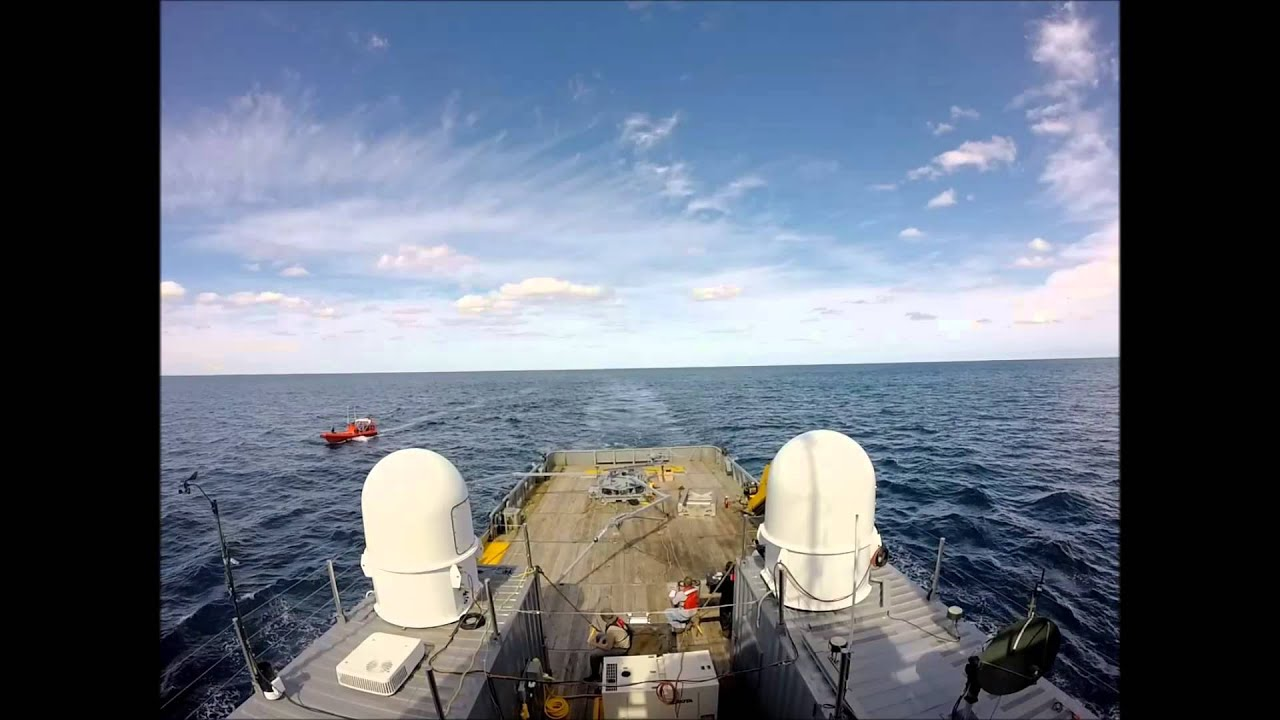 Textron Systems Unmanned Systems Aerosonde Maritime ...