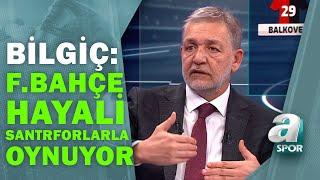 """Gürcan Bilgiç: """"Fenerbahçe Hayali Santrforlarla Oynuyor"""" / Artı Futbol / 09.04.2021"""
