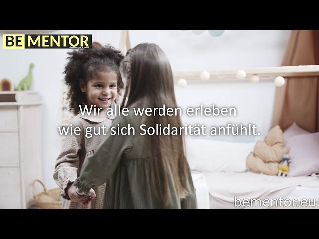 Coronavirus Botschaft - Be Mentor