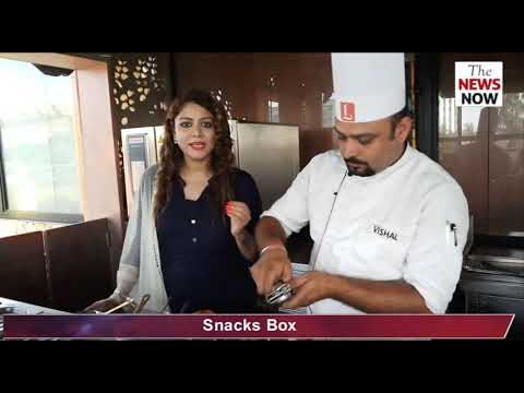 Incredible Food with Amar Chauhan | Snacks Box
