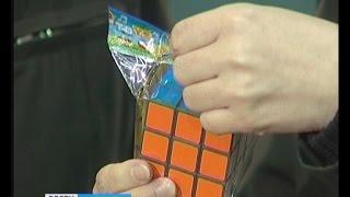 Под контрафакт попали 11 тысяч головоломок «Кубика Рубика»