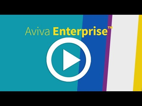 Aviva Enterprise™ - Business insurance to keep your clients moving forward