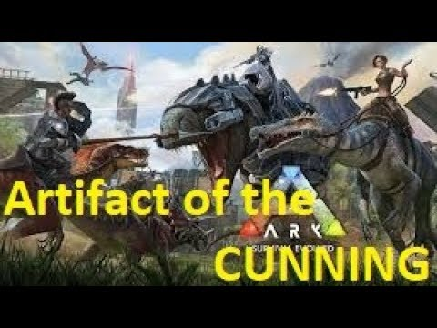 ARK  Survival Evolved - How To Take - Artifact of the CUNNING