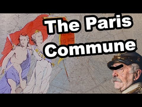 The Story Of The Paris Commune (1871)
