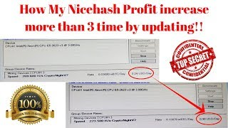 how to increase nicehash profitability||nicehash mining hindi||nicehash miner