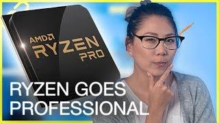 Ryzen Pro unveiled, Oneplus 5 jelly scrolling, Palmer Luckey backs CrossVR