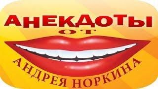 Анекдоты от Андрея Норкина - Часть 1.