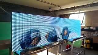 цветное информационное табло - наружная реклама(, 2014-09-30T14:05:31.000Z)