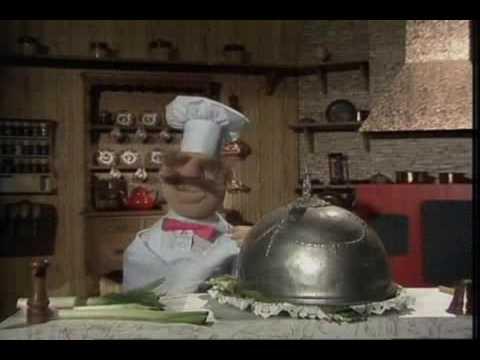 Muppet Show. Swedish Chef. Pressed Duck (s02.e21)