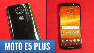Moto E5 Plus - Análisis en español
