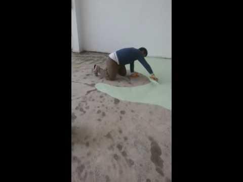 epoksi zemin uygulaması nasıl yapılır