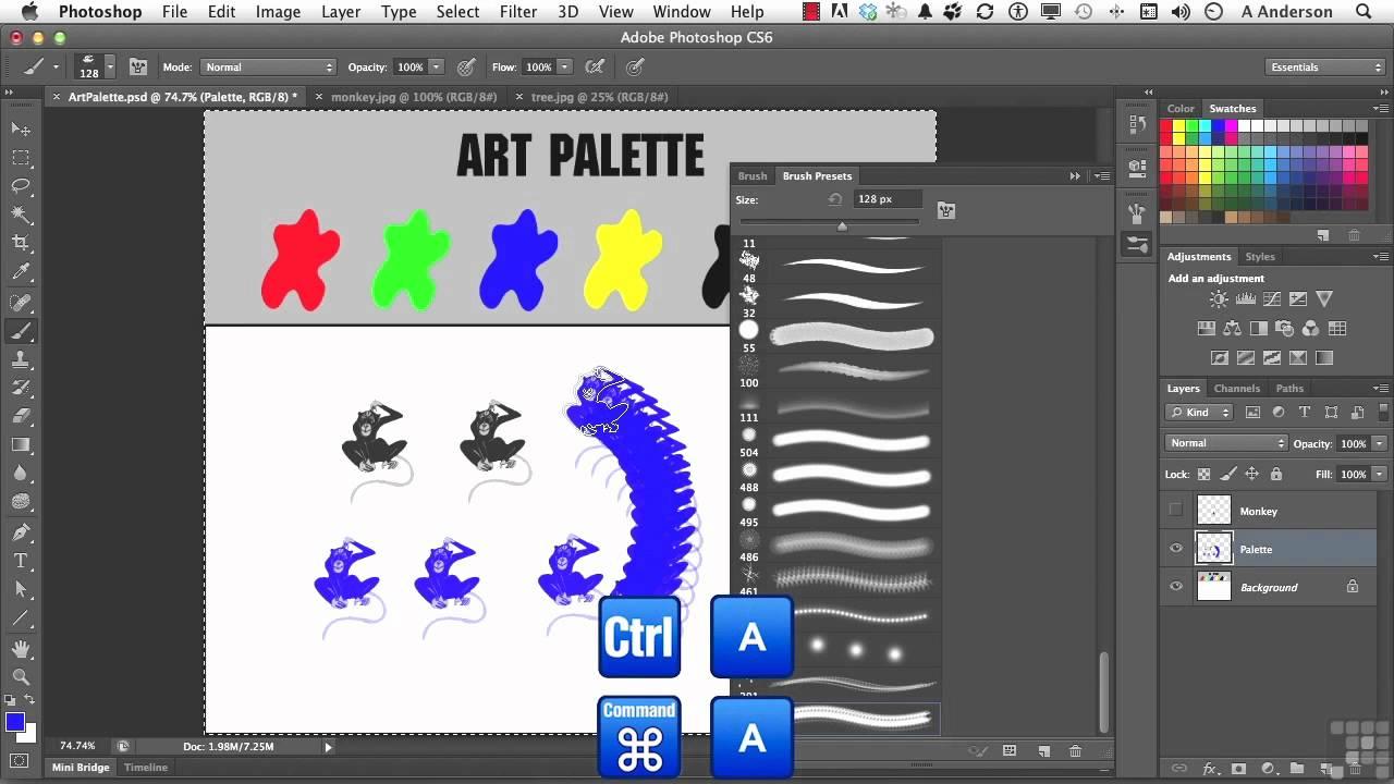 Adobe Photoshop CS6 Full Version (32+64bit) Free Download