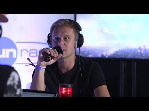 EMF 2017 - Armin Van Burren en interview