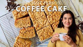 Coffee Cake Recipe Dessert Person - Coffee Cake Review of Claire Saffitz&#39s Recipe