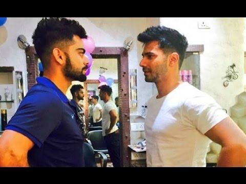 Cool Hairstyles Of Varun Dhawan