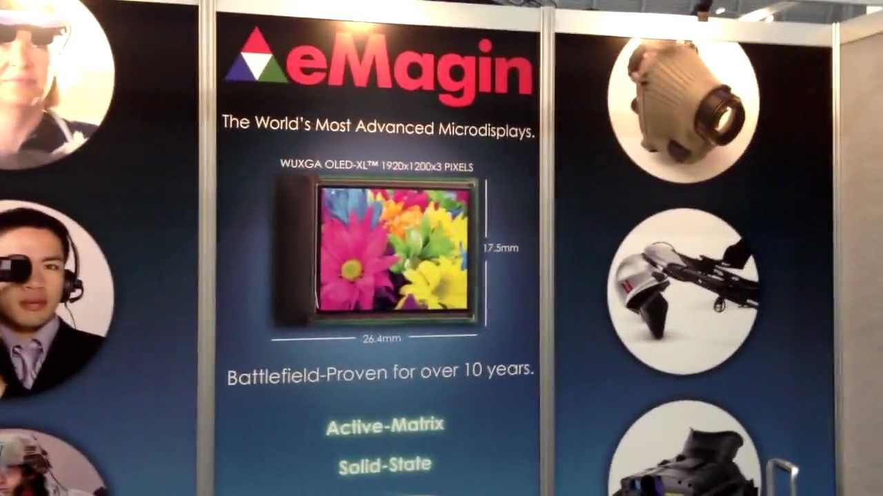 Update — Apple Linked to OLED Maker Investment, but eMagin