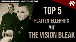 TOP 5 mit THE VISION BLEAK - Von Brendan Perry bis Judas Priest | Die Montags-Krachmucker-Top-5
