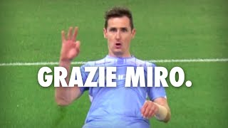 Download Video Miroslav Klose - SS Lazio Tribute [2011/2016] MP3 3GP MP4