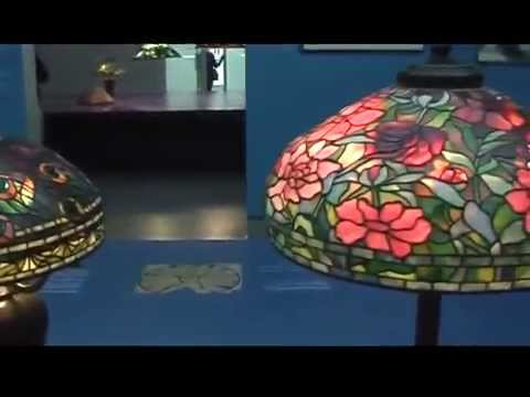 Egon Neustadt Collection Of Tiffany Lamps - Tiffany Girls Exhibition In Singer Laren, NL