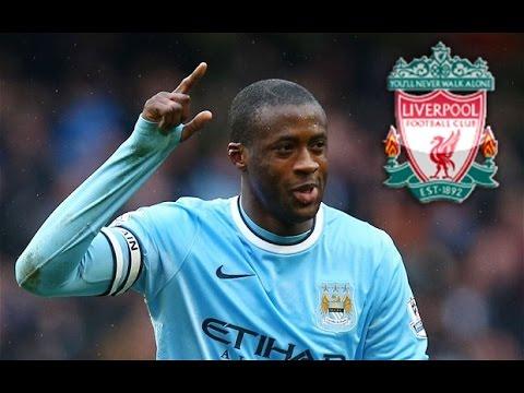 Yaya Touré vs Liverpool Home • Skills show (Individual Highlights) • 720p HD by FreddieComps