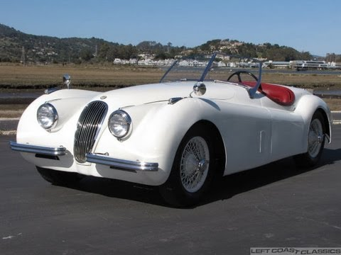 Jaguar 120 for sale