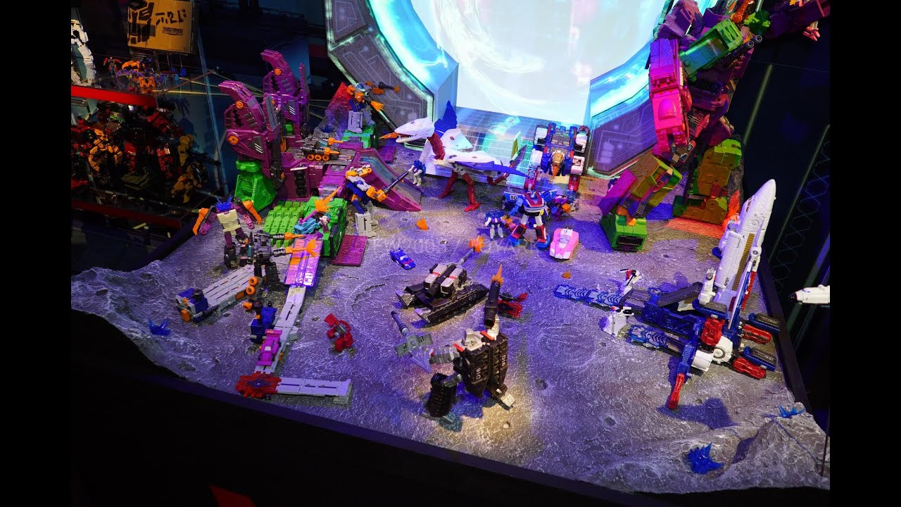 My thoughts on 2020 NYC Toy Fair by Deluxe Baldwin