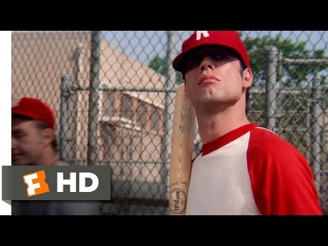 Grease (5/10) Movie CLIP - Danny at Bat (1978) HD