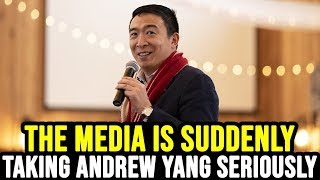 Andrew Yang's UBI is Suddenly Being Taken Seriously in Response to Coronavirus