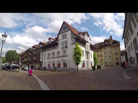 GoPro Journal (25) Waldshut-Tiengen, Kota Tua di Perbatasan Swiss - Jerman