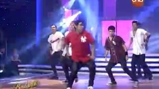 Jorge Guachumanca baila en Duelo Bailando2017