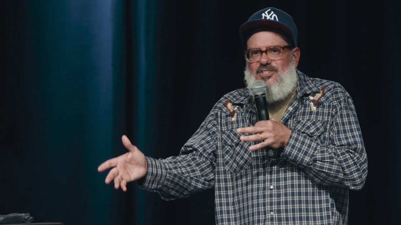David Cross Is Starting To Regret His Vote for Trump...