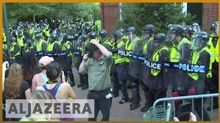 🇺🇸 Anti-racists to counter 'Unite the Right 2' in DC | Al Jazeera English
