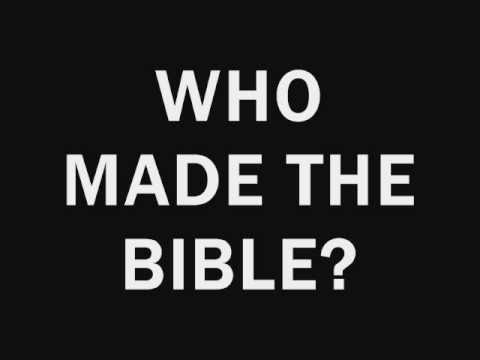 DID THE CATHOLIC CHURCH GIVE US THE BIBLE? (The early Christians knew!)