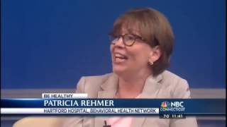 May is Mental Health Month: Pat Rehmer