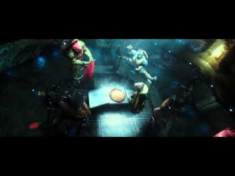 Ninja Turtles 2014 HD - In the Hashi streaming vf