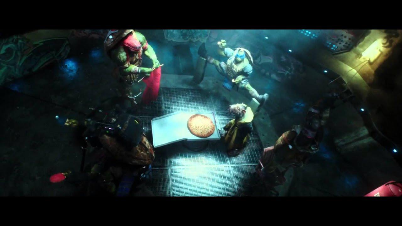 Ninja Turtles 2014 HD - In the Hashi - YouTube