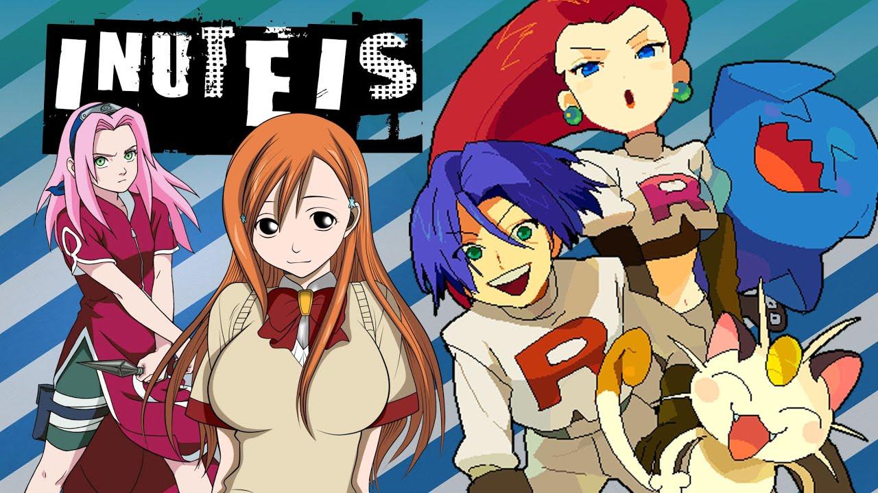 Os 10 personagens mais inúteis dos animes