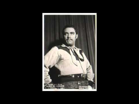 Mario Del Monaco Quello che tacete Live 1954 Audio HQ