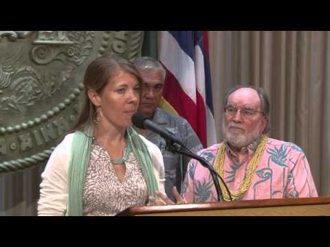 President Obama Appoints Gov. Abercrombie to Task Force on Climate Preparedness and Resilience