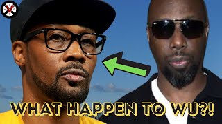 Inspectah Deck On The FBI Investigation On Wu Tang & Their BEEF With Rza!
