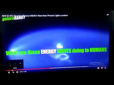 What are these energy waves doing to humans?
