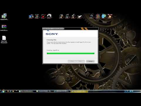 SONY VEGAS PRO 10 FULL ACTIVATED FOR (32BIT AND 64BIT )NO NEED ANY CRACK from YouTube · Duration:  6 minutes 1 seconds