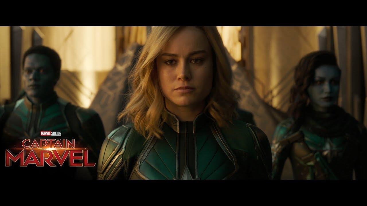 "Marvel Studios' Captain Marvel | ""Play"" TV Spot"