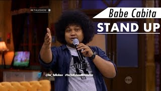 Download Video Babe Cabita StandUp Comedy - Wow Gaji Tiga Koma.. MP3 3GP MP4