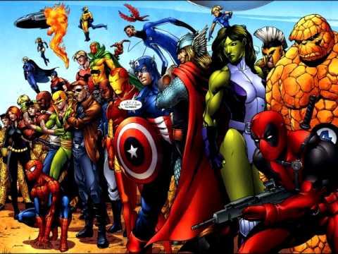 hulk vs. avengers xmen  marvel heroes