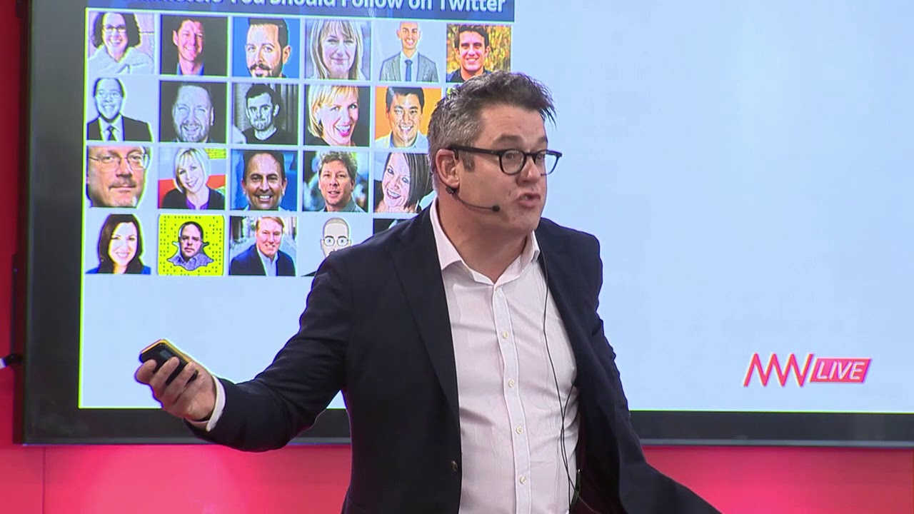 Marketing Week Live | What does and doesn't matter in marketing