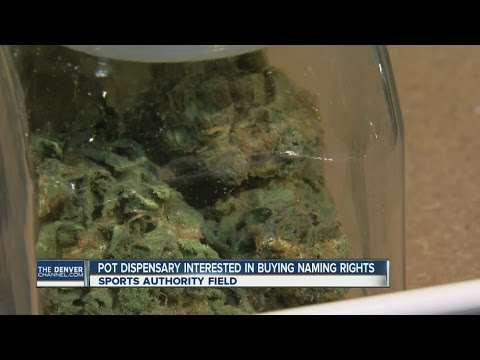 Pot dispensary interested in buying Mile High Stadium naming rights